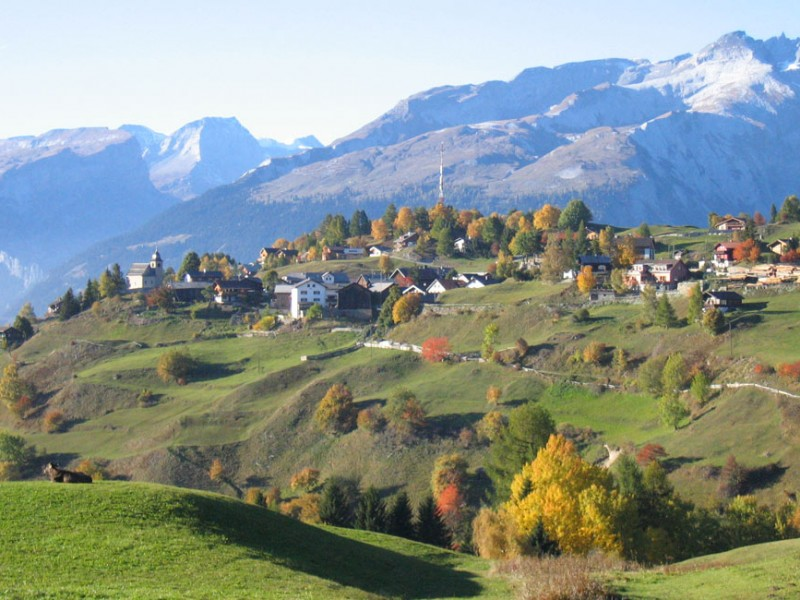 Paesaggio Dolmeschg